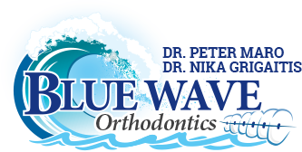 Blue Wave Orthodontics Logo