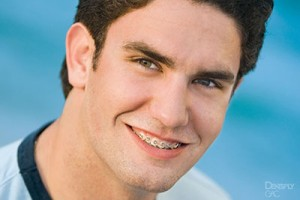 Blue-Wave-Orthodontics-Rye-NY-Darien-CT-Metal-Braces-on-Person