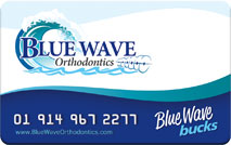 blue wave orthodontics rye ny darien ct blue wave bucks card